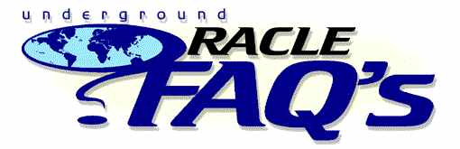 The Oracle FAQ's logo - large